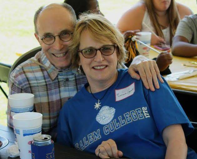 Winston-Salem Difference Makers-President Lorraine Sterritt and BertLain