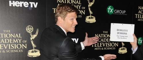 Burgess Jenkins The 41st Annual Daytime Emmy Awards The Beverly Hotel Beverly Hills, CA 6/22/14 © Jill Johnson/jpistudios.com 310-657-9661