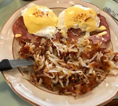 My Eggs Benedict